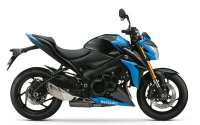 SUZUKI GSX-S1000 L8