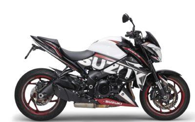 SUZUKI GSX-S1000 Superwhite L8