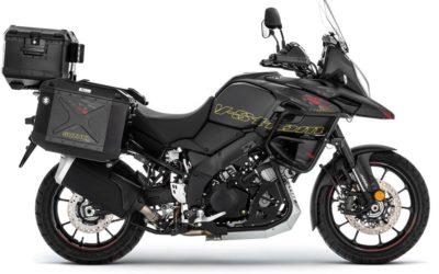 SUZUKI V-STROM 1000 BLACK EDITION L8