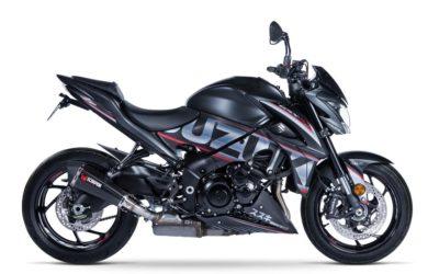 SUZUKI GSX-S1000Z Iron L8