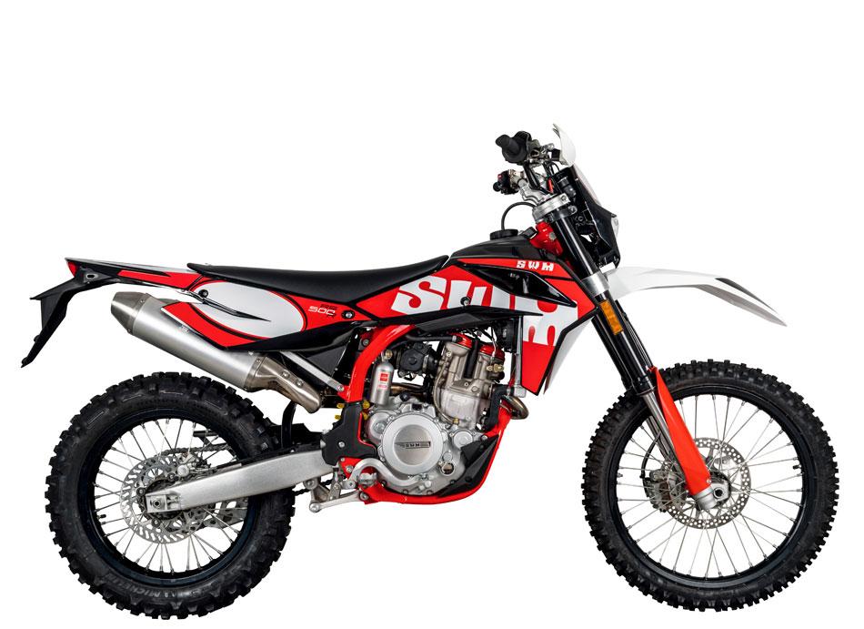 SWM RS 500 R